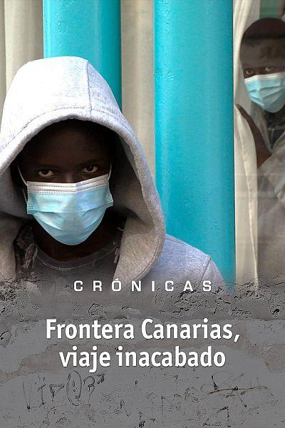 Frontera Canarias, viaje inacabado