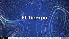 El tiempo en Castilla y León - 28/04/21
