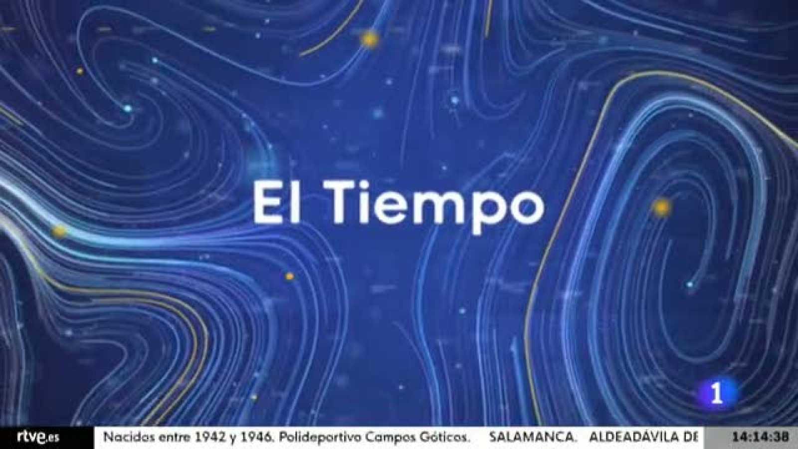 El tiempo en Castilla y León - 28/04/21 - Ver ahora