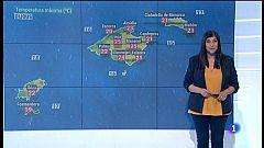 El temps a les Illes Balears - 28/04/21