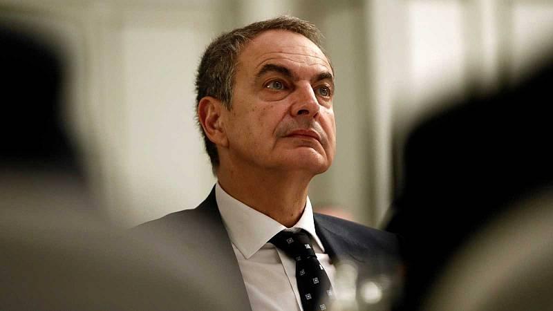 Interceptada una nueva carta con dos balas dirigida al expresidente Zapatero