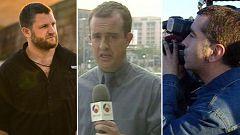 Desde 1980 doce reporteros españoles han perdido la vida en zonas en conflicto
