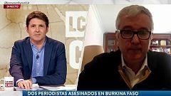 """Alfonso Armada, presidente de Reporteros Sin Fronteras: """"Nuestra obligación es alejarnos del poder para contar la información"""""""