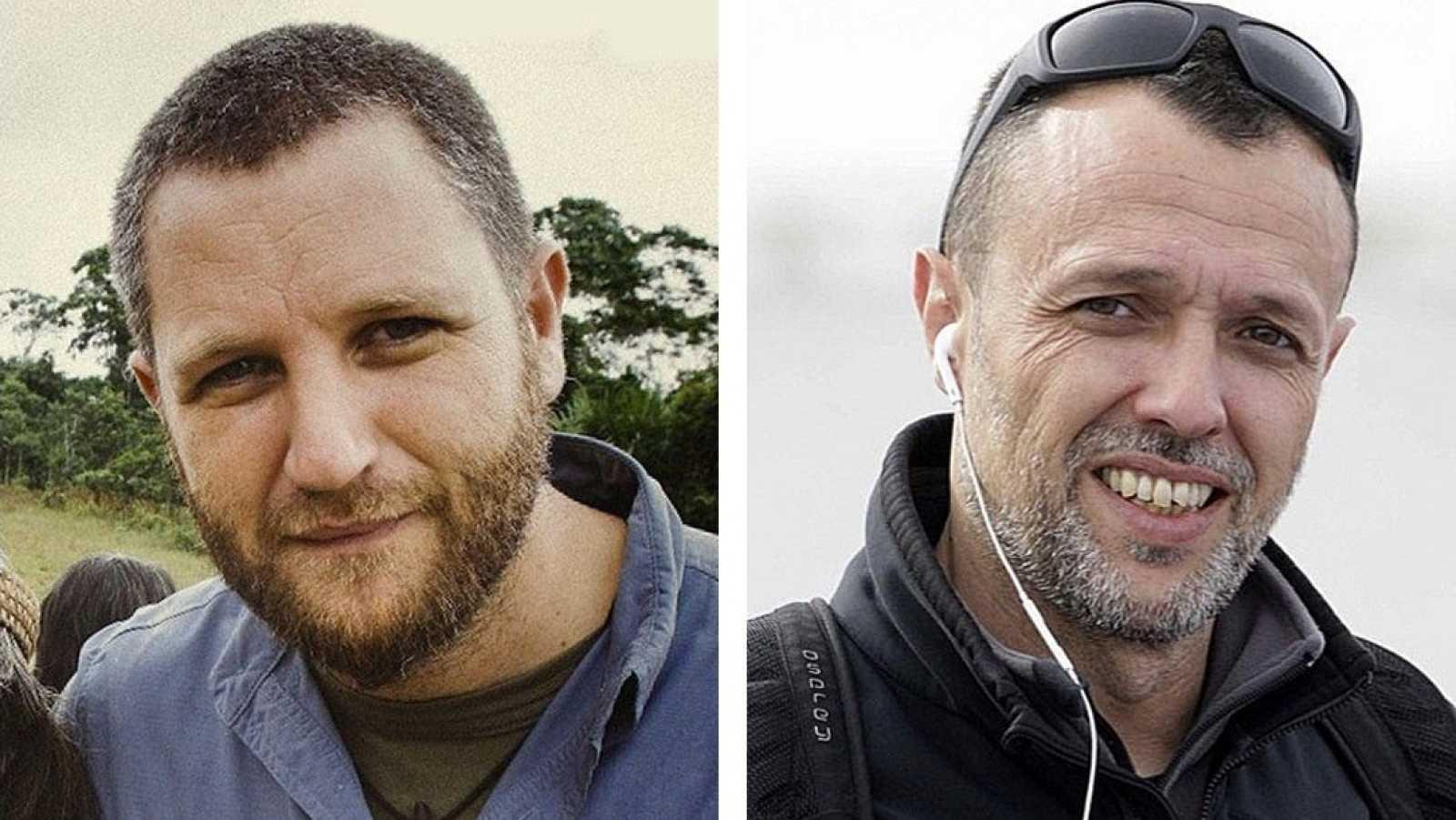 Beriain y Fraile, dos periodistas comprometidos con contar las realidades más difíciles y olvidadas