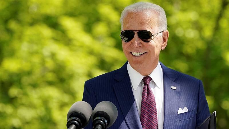 ¿Qué promesas ha cumplido Biden en 100 días de mandato?
