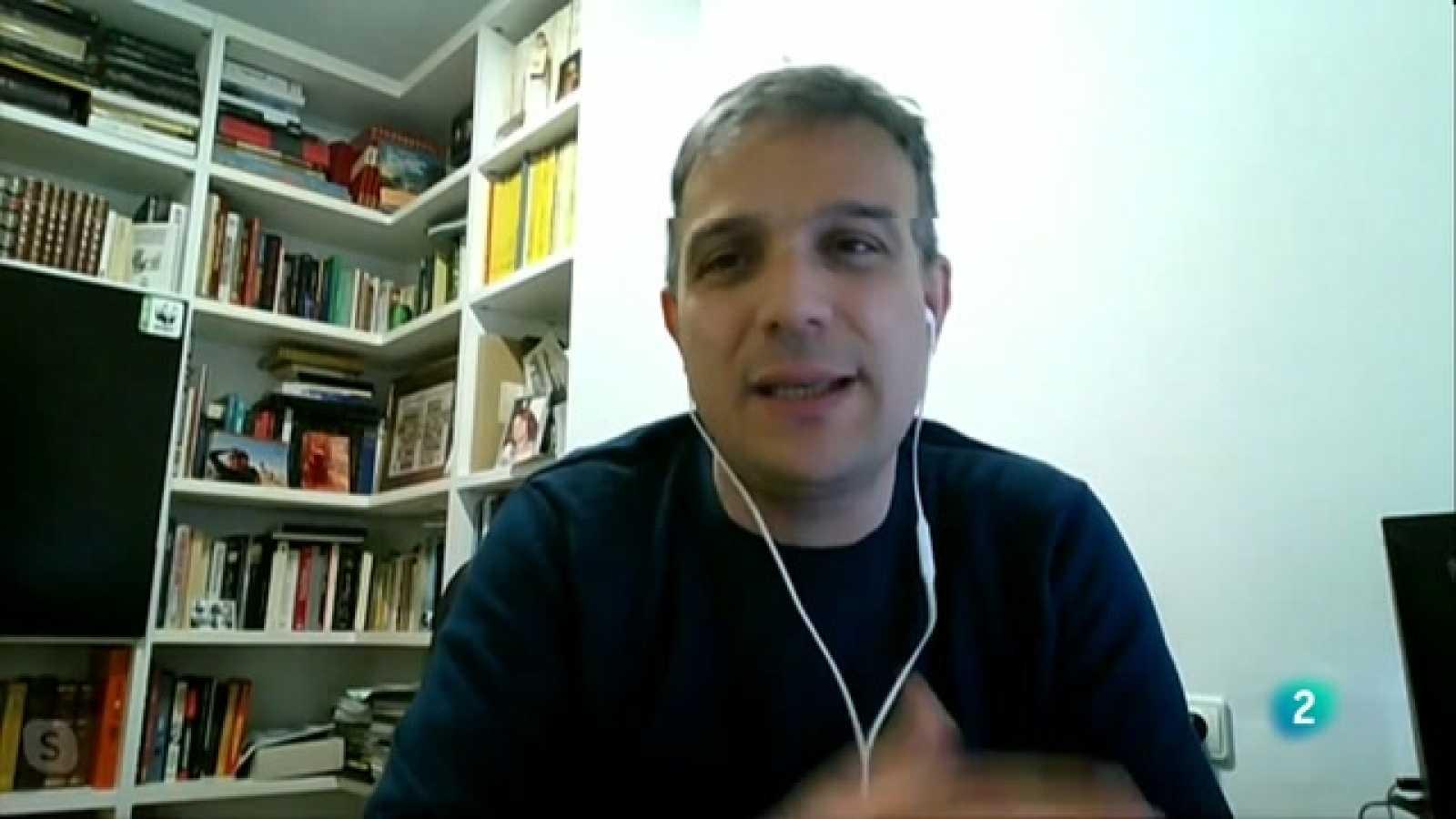 Entrevista a Enric Alvarez, investigador del grup de recerca BIOCOM-SC