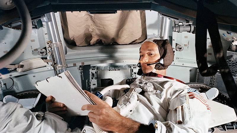 Muere Michael Collins, el único miembro del Apolo XI que no pisó la Luna