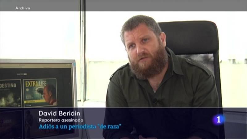 Repercusión internacional de los asesinatos de David Beriain y Roberto Fraile