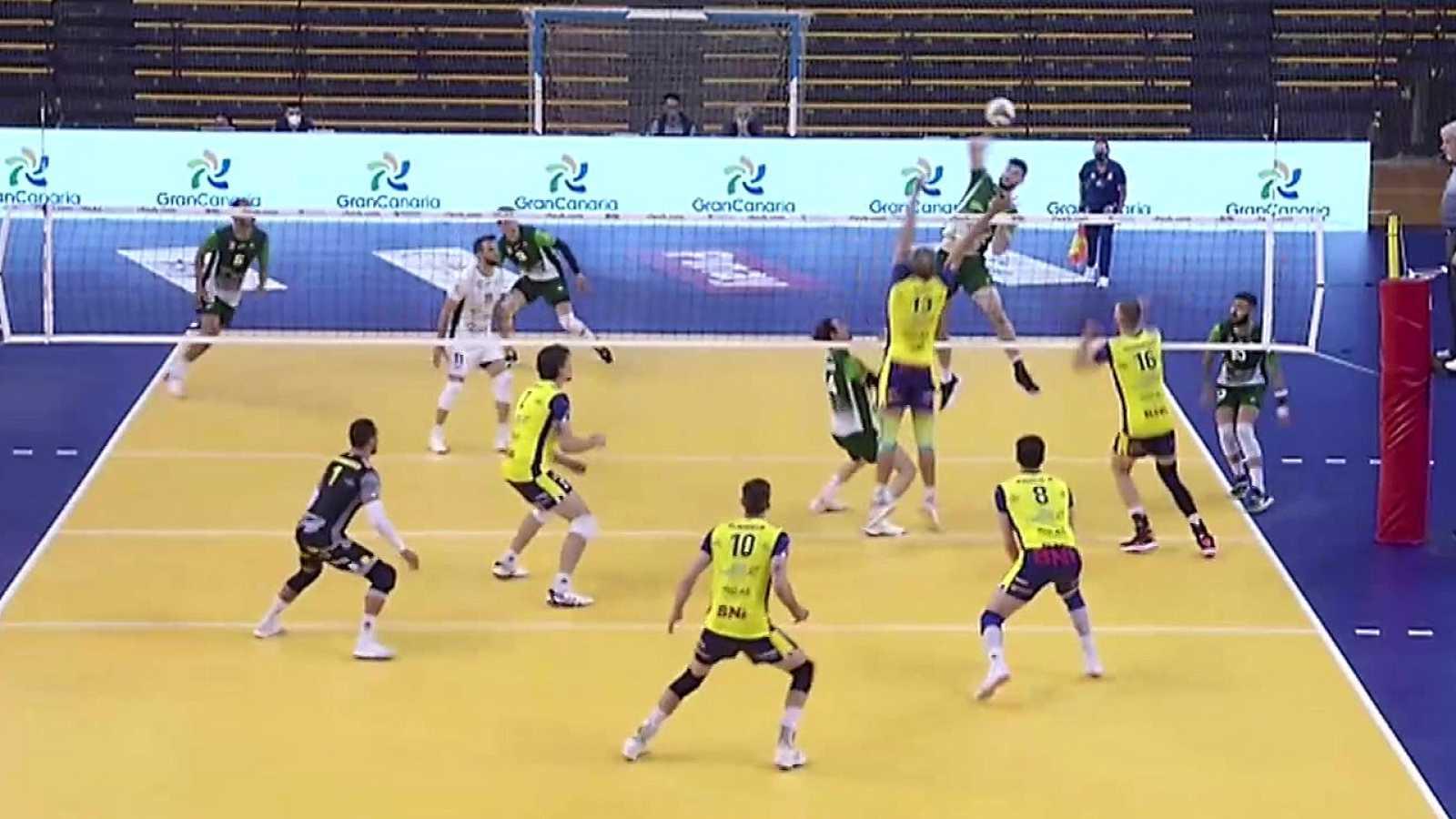 Voleibol - Resumen Play off. Superliga masculina - ver ahora
