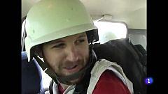 David Beriain, y un equipo de RTVE, se enfrentan al  peligro de la guerra de Irak.