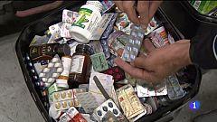 Cientos de paquetes con sustancias ilegales incautados cada día en Canarias