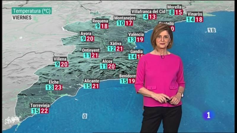 El tiempo en la Comunitat Valenciana -  ver ahora