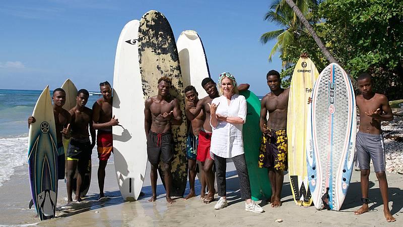 El Caribe oculto de Joanna Lumley. De La Habana a Haití - Episodio 2 - Ver ahora