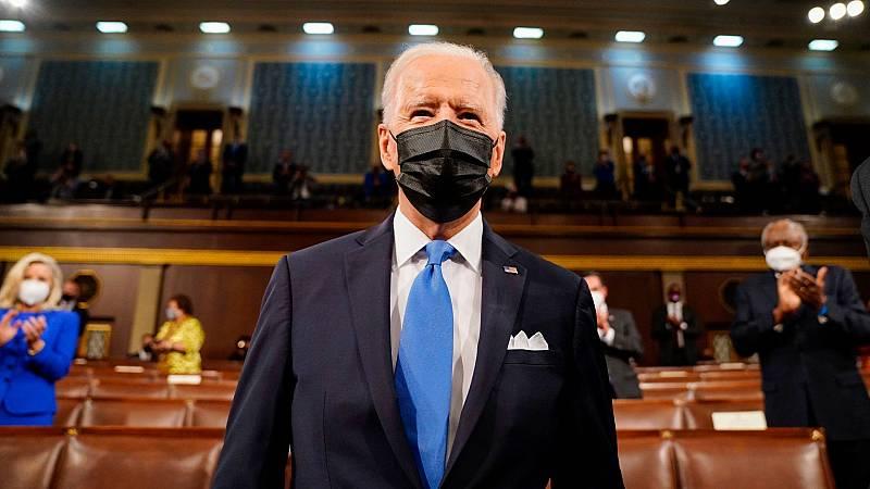 100 días en la Casa Blanca: Biden presenta un plan billonario de ayudas
