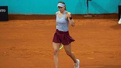 Paula Badosa vence a Barbora Krejcikova en el Mutua Madrid Open