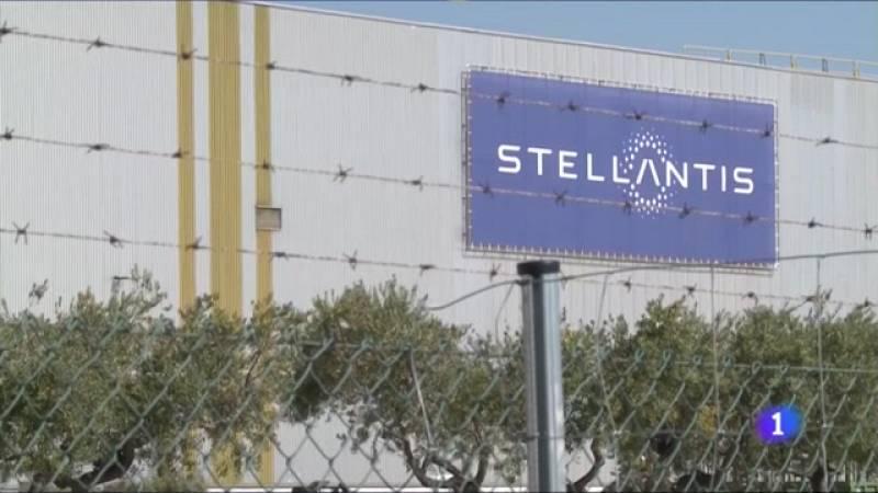 Incertidumbre entre los trabajadores de Opel en Zaragoza