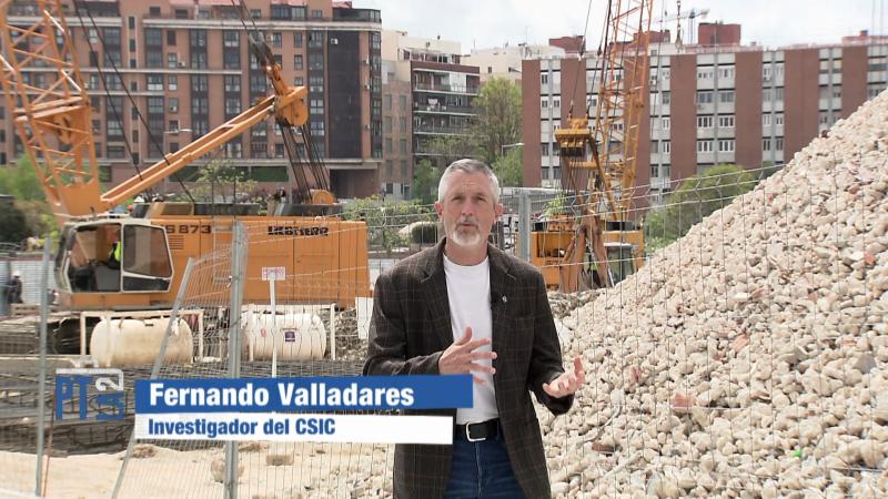 Fernando Valladares analiza la huella ecológica