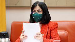 Darias insiste en que las comunidades autónomas podrán controlar la pandemia sin estado de alarma