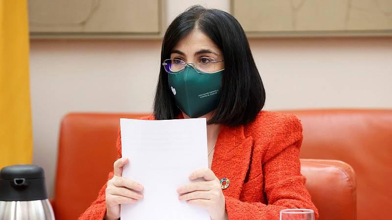 Darias insiste en que las comunidades autónomas podrán gestionar la pandemia sin estado de alarma
