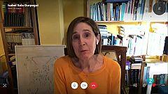 """Isabel Sola: """"Treballem amb una vacuna més potent i que generi més immunitat"""""""