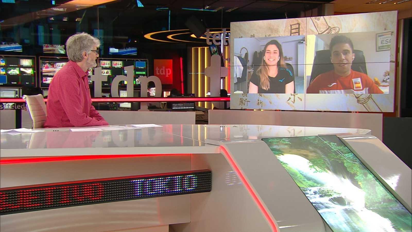 Objetivo Tokio - Programa 154: Paralímpicos. Javier Reja, remero - ver ahora