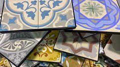 """España Directo - Los mosaicos hidráulicos """"made in"""" Barcelona"""