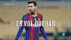 Desmarcats - Tertúlia esportiva: Messi es vol quedar