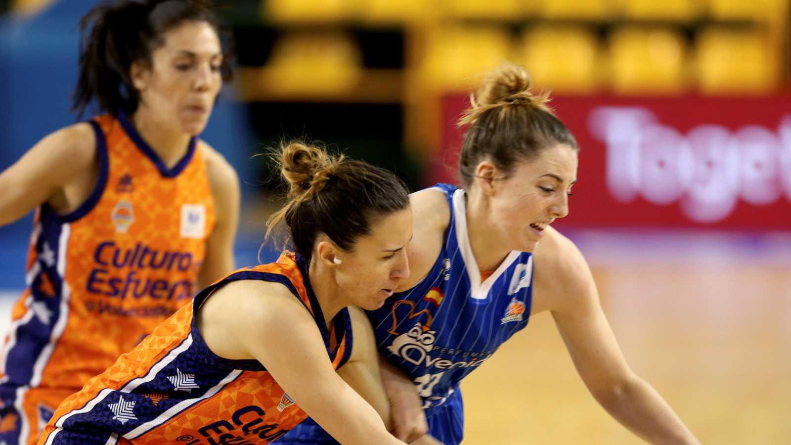 Baloncesto - Liga femenina Endesa. Play off final 1er. partido: Perfumerías Avenida - Valencia Basket - ver ahora
