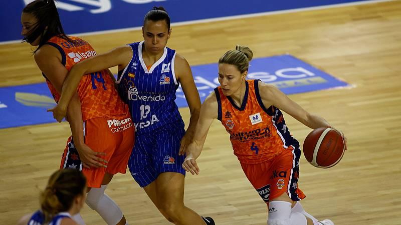 Así ha sido el Perfumerías Avenida 64-67 Valencia Basket