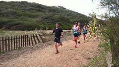 Carrera de montaña - Trail dels Fars Menorca 2021