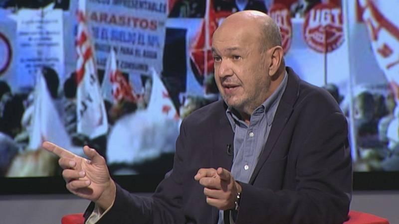 Aquí Parlem - Entrevista Joan Carles Gallego, diputat En Comú-Podem