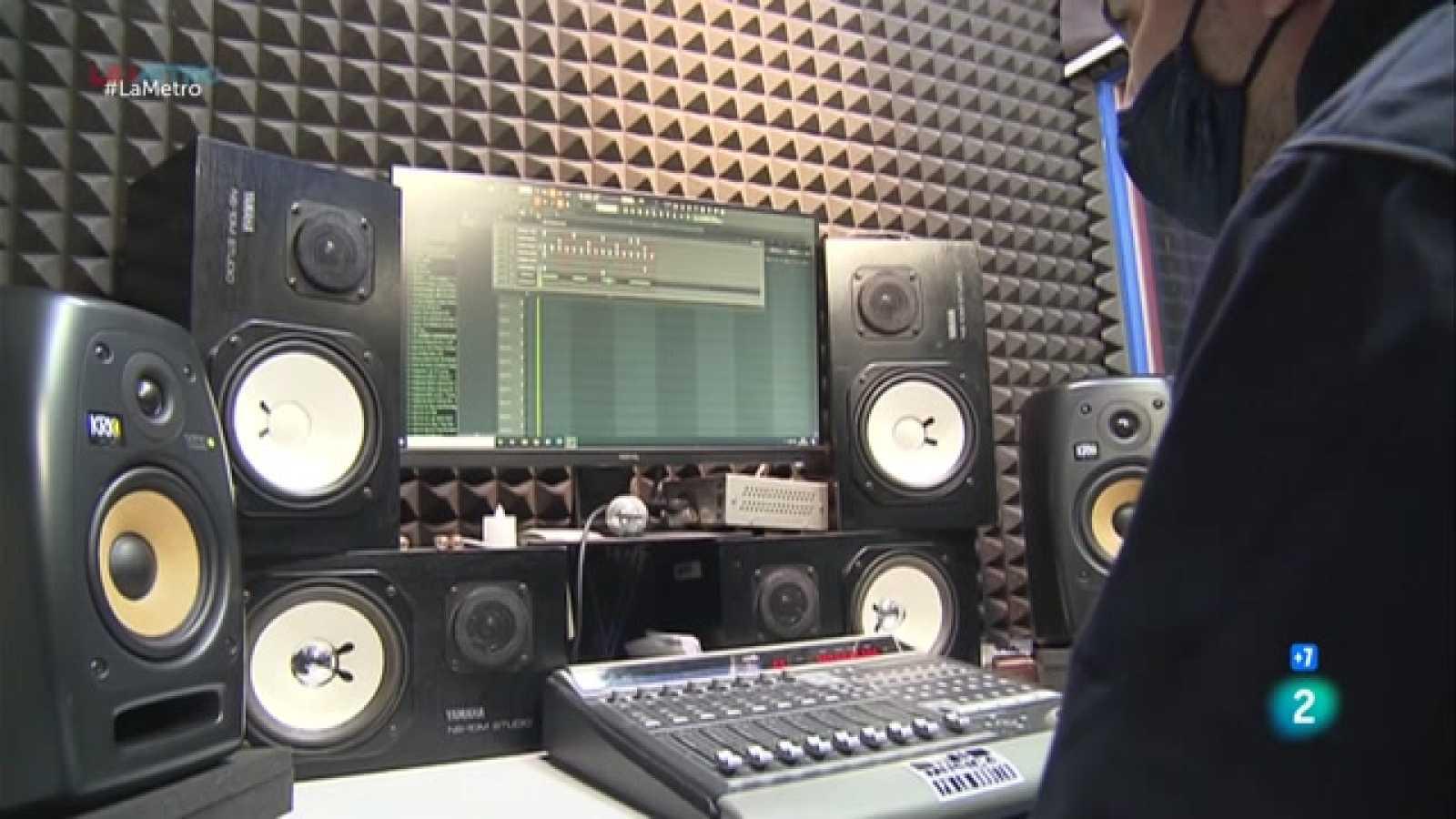 """Anem Santa Coloma de Gramanet per conèixer el projecte """"La nota"""" impulsat pel Centre Obert Rialles, que  vol ajudar a la integració de joves vulnerables a través de la música."""
