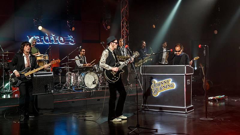 Los conciertos de Radio 3 - Johnny Burning - ver ahora