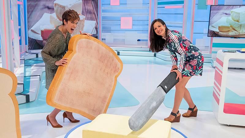 Las claves para hacer una tostada saludable