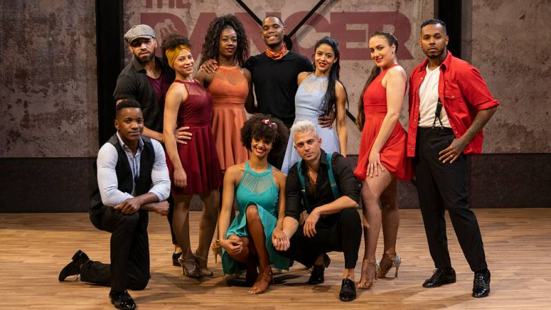 The Dancer - Alegato y actuación de The Cuban Power