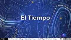 El tiempo en Castilla y León - 30/04/21