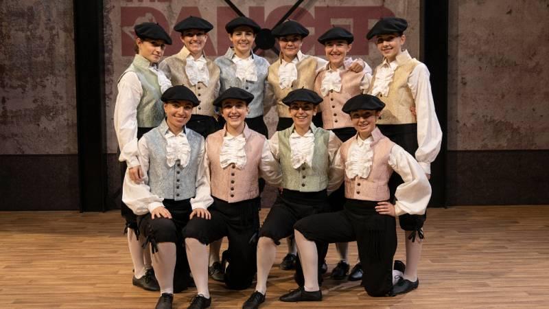 The Dancer - Alegato y actuación de Gero Axular