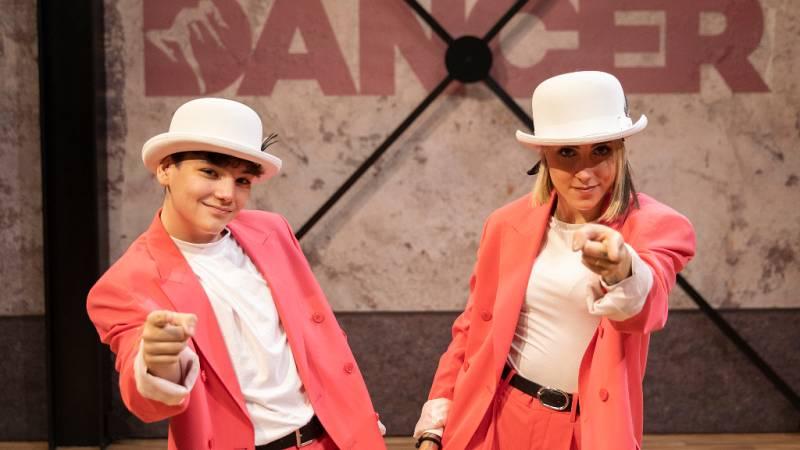 The Dancer - Alegato y actuación de Ariadna & Nahiel