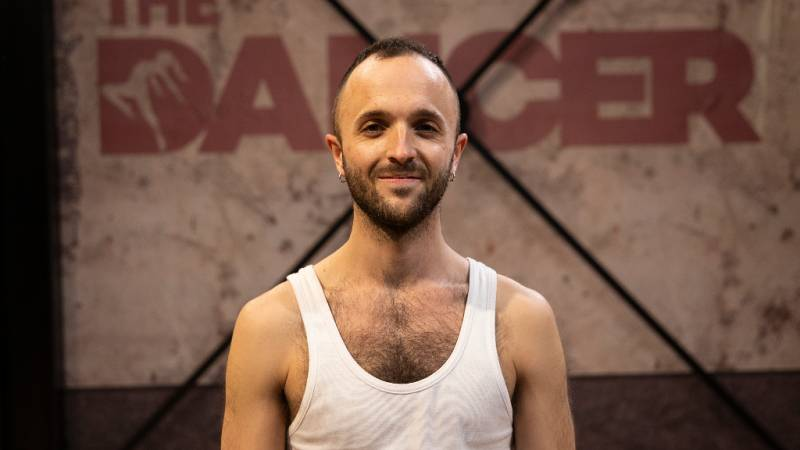 The Dancer - Alegato y actuación de Cristian González