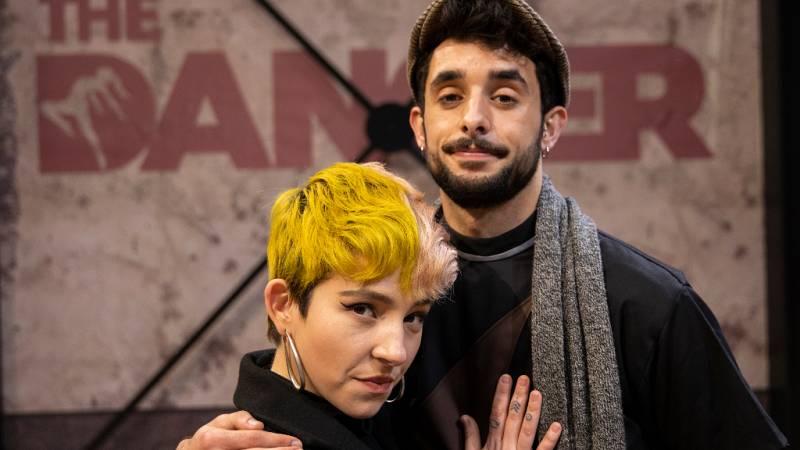 The Dancer - Alegato y actuación de Carlota Sájara y Raúl Rugarcía