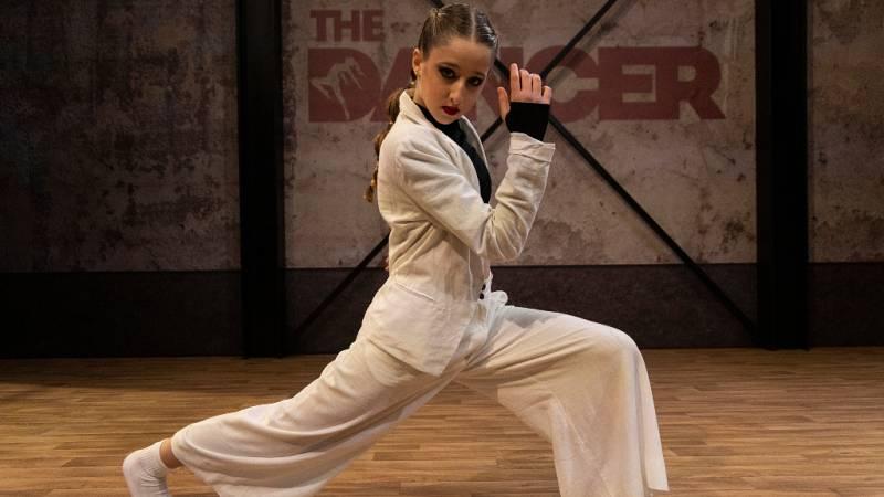 The Dancer - Alegato y actuación de Rebeca