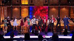The Dancer - Los capitanes bailan con The Cuban Power
