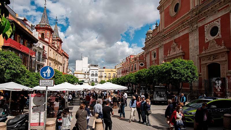 Primer fin de semana sin cierre provincial en Andalucía