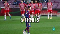 Desmarcats - Tertúlia esportiva: 5 finals
