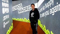 """Carla Suárez vuelve a entrenar con la élite tras el cáncer: """"A día de hoy todavía me canso mucho"""""""