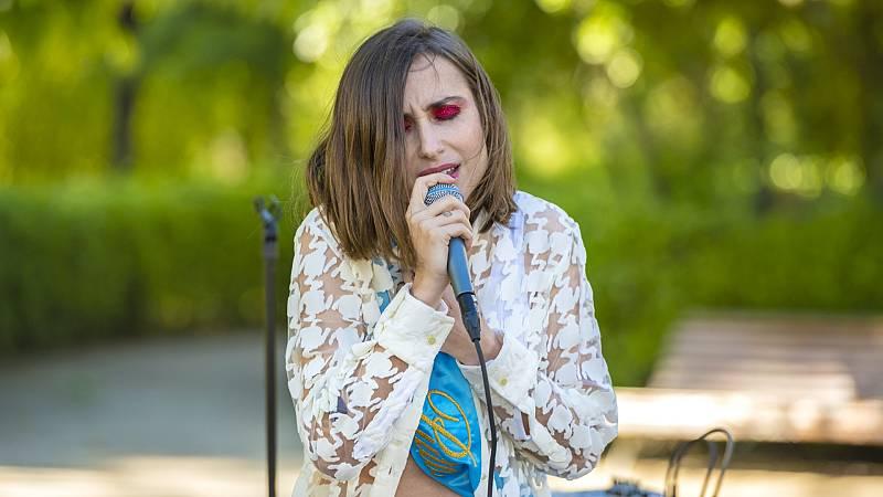 Zahara - Merichane (directo en el Jardín Botánico de Madrid)