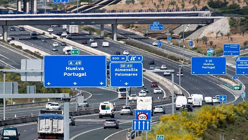 Primer fin de semana de vuelta a la movilidad entre provincias en Andalucía