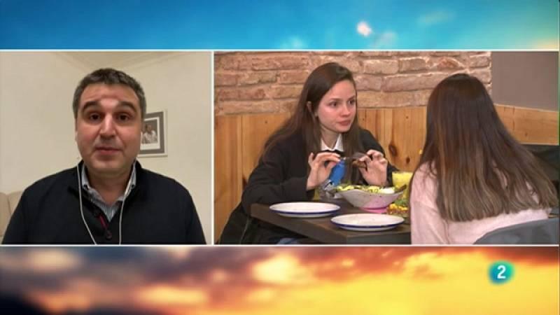 Entrevista a Roger Pallarols, president del Gremi de Restauracio de Barcelona