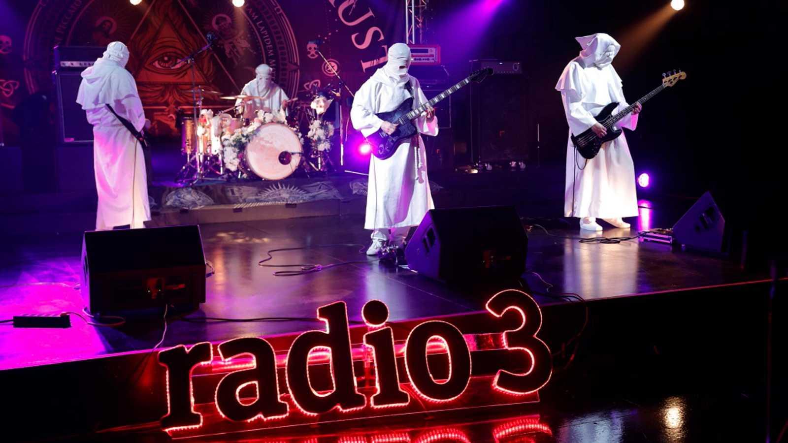 Los conciertos de Radio 3 - El altar del holocausto - Ver ahora