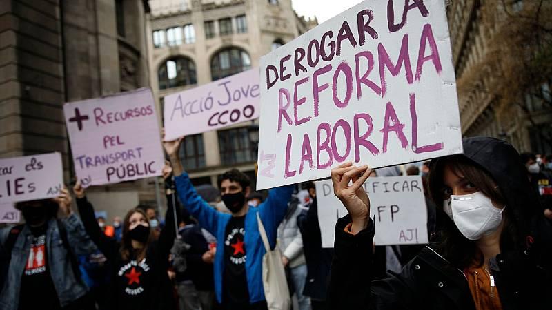 La reforma laboral, principal escollo entre patronal y sindicatos